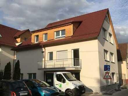 Exklusive 3-Zimmer-Wohnung mit EBK und Balkon in Rutesheim