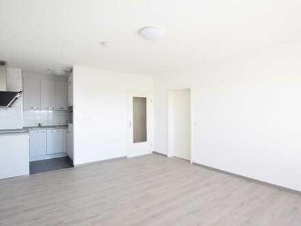 Erstbezug nach Sanierung mit EBK und Balkon: attraktive 2-Zimmer-Wohnung in Frankenthal