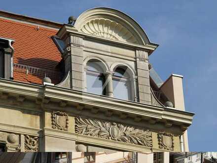 //Voll ausgestattete 4-Zimmerwohnung mit traumhafter Dachterrasse in Top-Lage//