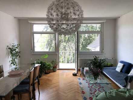 5-Zimmer-Wohnung im Karlsruher Musikerviertel