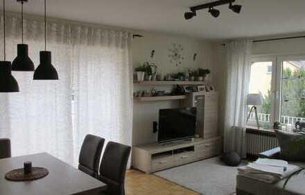 Sonnige 3-Zimmer-Wohnung mit Balkon in Bad Dürkheim