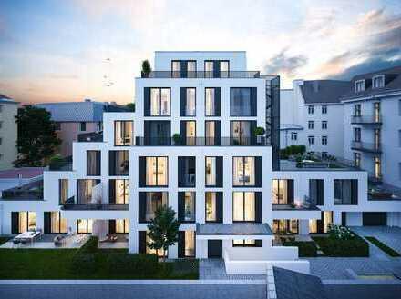 BARER HÖFE - luxuriöse 3 Zi.-Whg. mit 2 Dachterrassen