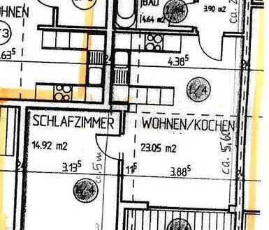 Gepflegte 2-Zimmer-Wohnung in Nürtingen-Neckarhausen