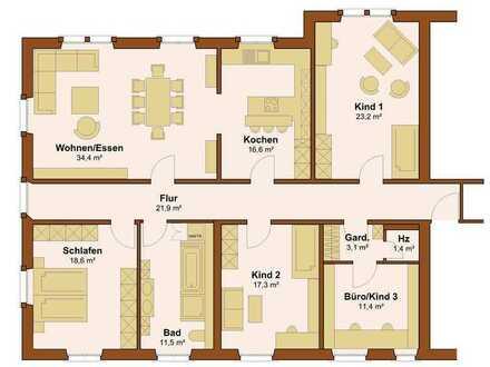 Große 5 Zimmer Stadtwohnung – in bester Einkaufs- / Innenstadt- / Wohnlage - TOP Infrastruktur