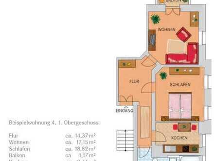 Großzügige 2 Raum Wohnung im wunderbaren Striesen !