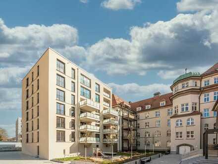 Exclusive 4-Zimmerwohnung am Safranberg in Ulm