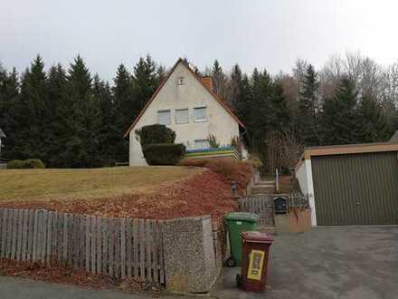 Schönes Haus mit sechs Zimmern in Schönwald tolle Lage mit schönen Rundumblick