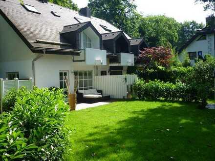 Wunderschönes Haus in Bestlage auf der Prinz-Ludwigs-Höhe - isarnah und auf Wunsch wertig möbliert