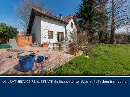 Naturliebhaber aufgepasst! kl. Einfamilienhaus mit gr. Garten in Eichenau *ideal für Paare geeignet*