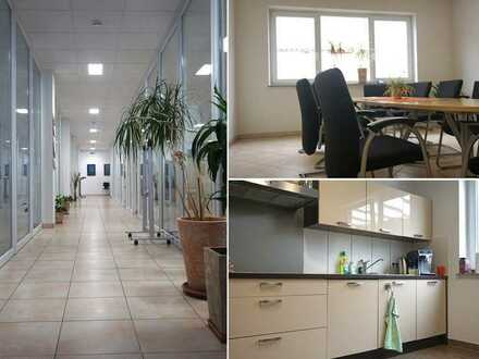 Büro mit flexibler Raumgestaltung: Arbeiten in Fußgönheim