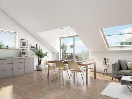 Neubau Projektierte 3,5 Zimmer Wohnung im DG in Brackenheim-Hausen