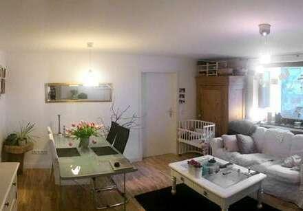 Neustadt, Buntentor, sehr gepflegte 3 Zimmer Wohnung mit Balkon