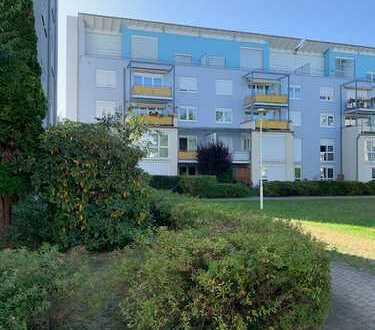 Gepflegte 2-Zimmer-Wohnung mit Balkon und Einbauküche in Rheinfelden (Baden)