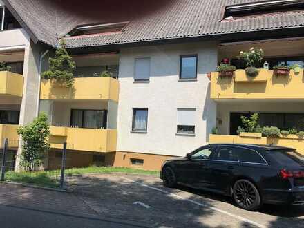 Schöne, helle 2-Zimmer Eigentumswohnung mit Balkon - PKW Stellplatz
