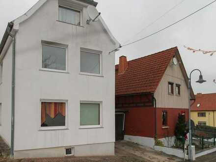 Gut geschnittenes Einfamilienhaus in Oberalba zu verkaufen!