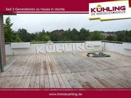 **Über den Dächern von Vechta - Penthousewohnung**