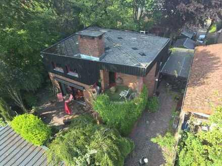 Kein Sparbuch hat Terrasse mit Garten; EFH mit Vollkeller in Osternburg
