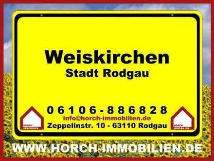 (((PLATZ+WALDRAND))) 6-Zi-Whg. in Rodgau(Weiskirchen)