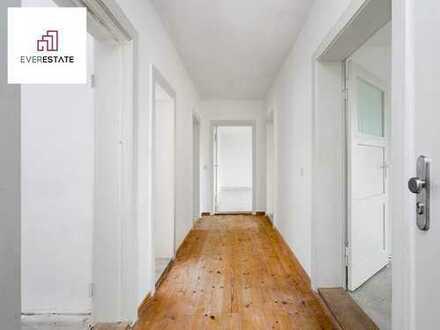 Provisionsfrei und Frisch Renoviert: Charmante 4-Zimmer-Wohnung mit Balkon
