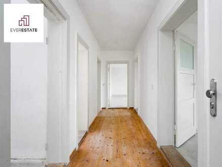 Provisionsfrei: Charmante 4-Zimmer-Wohnung mit Balkon