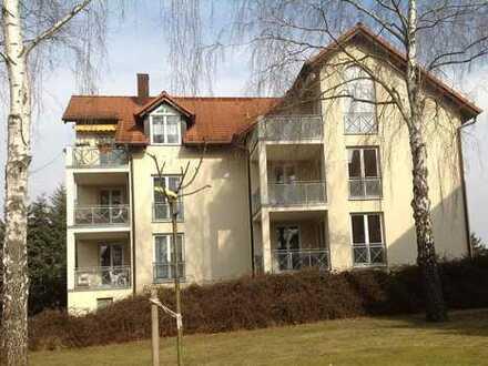 1-Zi. Whg ebenerdig mit direktem Zugang, überdachter Terrasse in ruhiger Wohnlage.