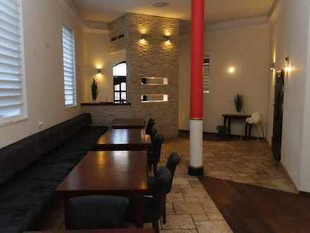 Schönes Restaurant in LU Süd, direkt an Straßenbahn-Station