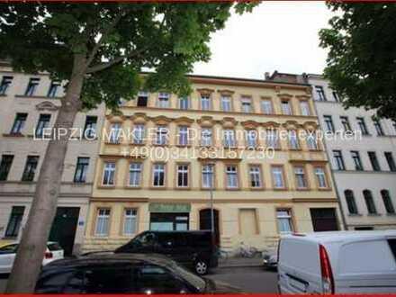 Wohn- und Geschäftshaus in Leipzig, Neustadt-Neuschönefeld im qualifizierten Alleinauftrag