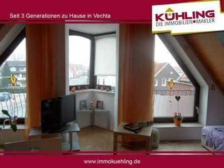 Appartementwohnung mit schöner Einbauküche uninah und zentral