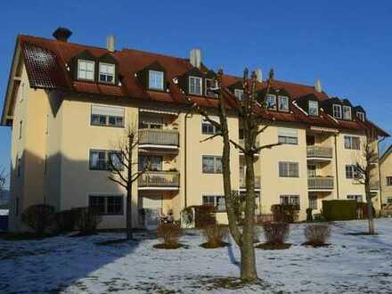 Super gepflegte 2-Zimmerwohnung am Töginger Ortsrand