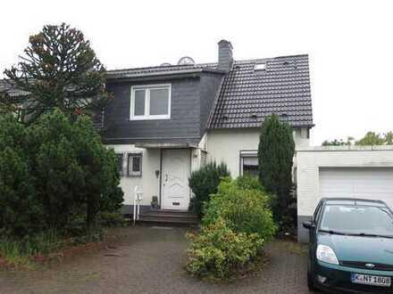TOP Gelegenheit! Einfamilienhaus mit Charm in Bruder-Klaus-Siedlung