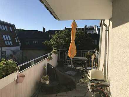 2,5 Zimmer Wohnung in zentraler Lage von Bockenheim
