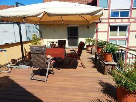 Wunderschöne Maisonette-Wohnung in Bad Nauheim