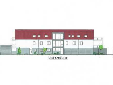 NW-Mußbach: 2-Zimmer-DG-Neubauwohnung mit Westbalkon und Lift und moderner Ausstattung