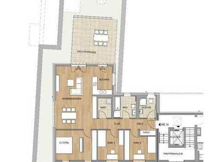 Attraktive Penthouse-Wohnung zu vermieten