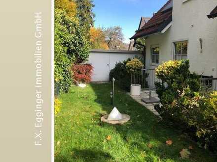 Einfamilienhaus mit kleinem Garten und Einliegerwohung - Sehr gute Lage, Nähe Gräfelfing
