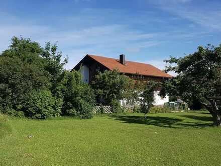 Zweifamilienhaus mit zwei getrennten Wohneinheiten, Garten und neuer Pelletsheizung -beide zu mieten