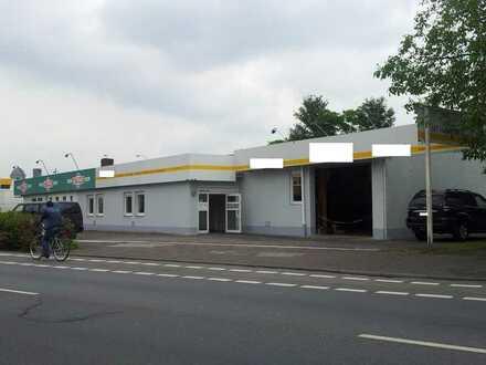 Lagerhalle inklusive Bürofläche in bester Lage in Mühlheim am Main zu vermieten!