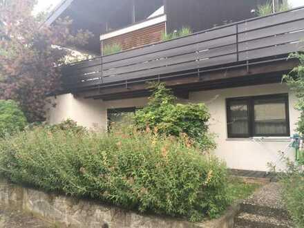 Helle Einliegerwohnung mit Garten/Terrasse Wohnung in Heilbronn (Kreis), Beilstein