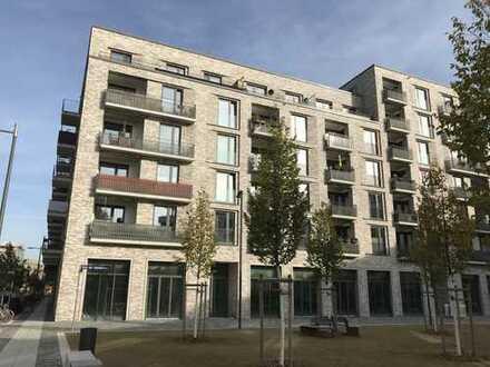 NEUBAU in Altona: Hochwertige 3. Zi.-Whg. mit 2 Balkonen, Vollbad, Parkett & EBK