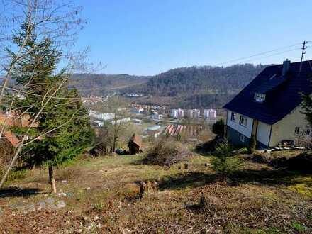 Attraktives Baugrundstück in Oberndorf – Hanglage mit traumhaftem Ausblick