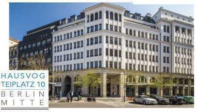 Luxuriöse Stadtwohnung im Memhard Ensemble am Hausvogteiplatz ab dem 01.11.2020 zu vermieten
