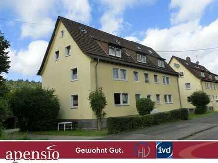 apensio - GEWOHNT GUT -: 1-Zimmer-Dachgeschoss-Wohnung in Buschhütten