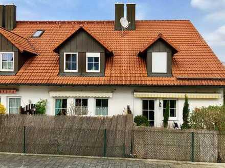 Gepflegtes Reihenmittelhaus in ruhiger Wohnlage in Gerolsbach - Nähe S2 !
