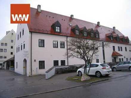 Apartment mit großer Terrasse und Tiefgarage mitten im Herzen von Bobingen