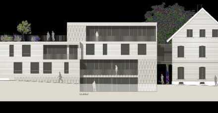 45 qm Wohnung in Baugruppenprojekt Minge Onkel in Köln, Ehrenfeld