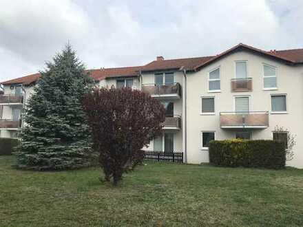 Vermietete und gepflegte 3 Zimmerwohnung mit Balkon in Osterweddingen