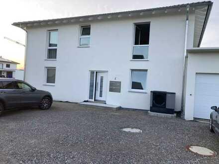 Erstbezug mit Balkon: schöne 3,5-Zimmer-EG-Wohnung in Rangendingen