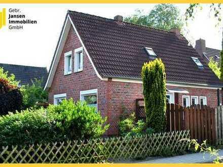 Eigenheim in Weener! Viel Charme gibt es gratis dazu!
