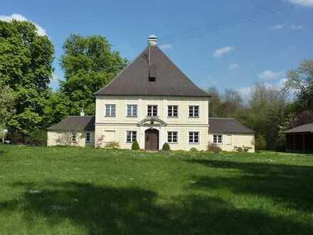 Herrschaftliches Fuggersches Forsthaus