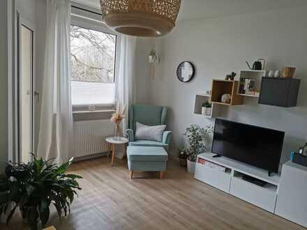 Moderne helle drei Zimmerwohnung in Ohmstede